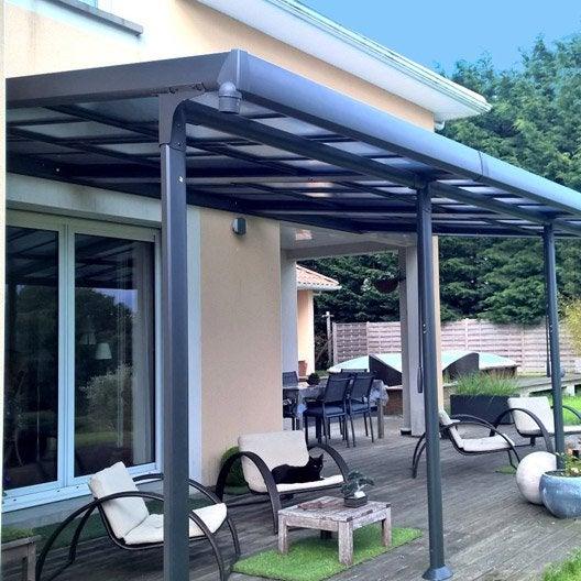 Tonnelle, Pergola, Toiture de terrasse | Leroy Merlin