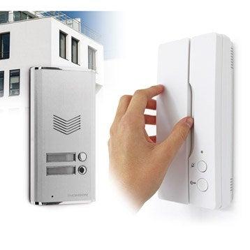 Interphone collectif filaire THOMSON Multi home
