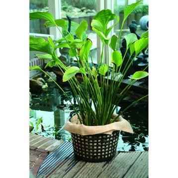 Toiles pour panier UBBINK 5 toiles pour plantes