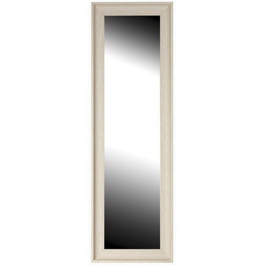 Miroir oslo naturel 40x140 cm leroy merlin for Miroir largeur 40 cm