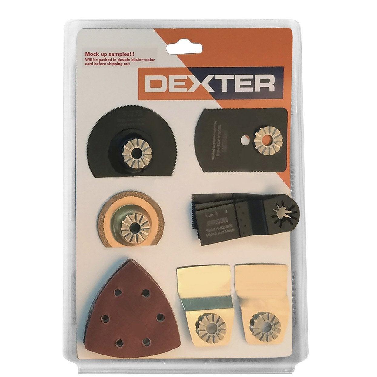 classic styles famous brand vast selection Set d'accessoires pour métal DEXTER
