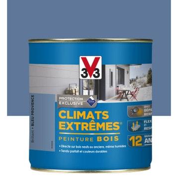 Peinture pour bois ext rieur au meilleur prix leroy merlin for V33 peinture bois exterieur