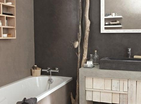 Peinture Carrelage Salle De Bains - Repeindre carrelage salle de bain