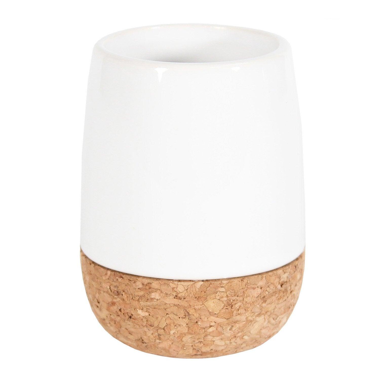 Gobelet céramique Odemira, blanc