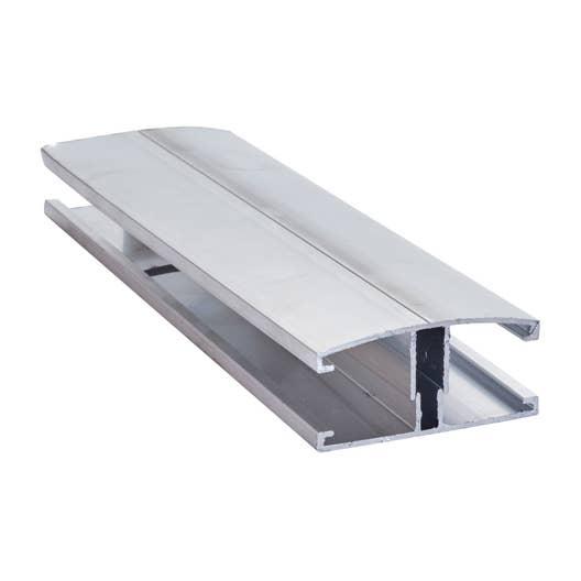 profil jonction pour plaque ep 16 32 mm aluminium l 4 m. Black Bedroom Furniture Sets. Home Design Ideas