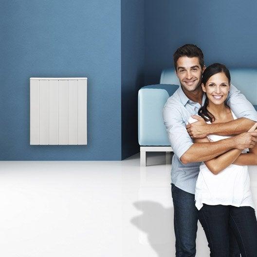 radiateur lectrique inertie pierre airelec seboa haut. Black Bedroom Furniture Sets. Home Design Ideas