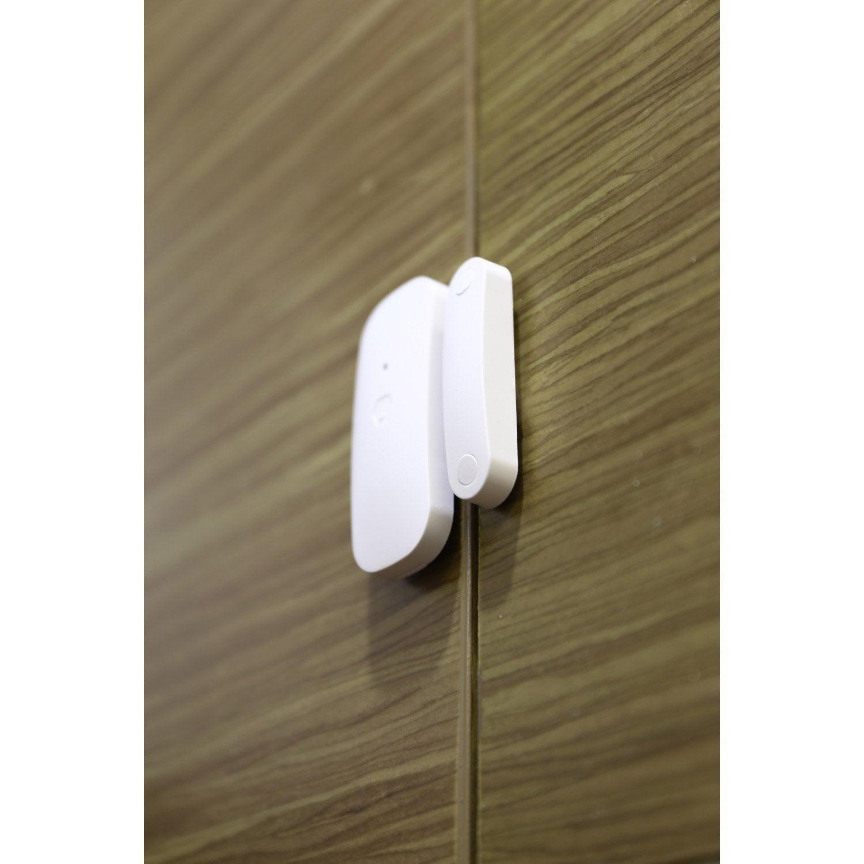 Charmant Contacteur Porte Fenêtre Sans Fil, Connecté SMANOS Ds2300 Idees Etonnantes