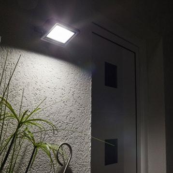 projecteur extérieur - eclairage jardin au meilleur prix   leroy merlin