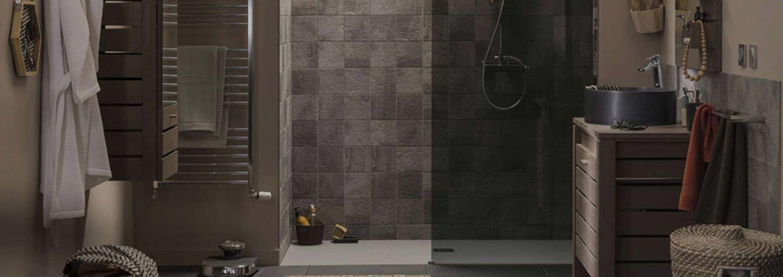 Créer Une Douche à L Italienne Leroy Merlin