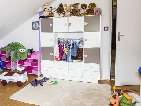 La chambre de Sébastien à Bidarray