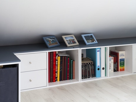 La chambre de Yann à Bures-sur-Yvette