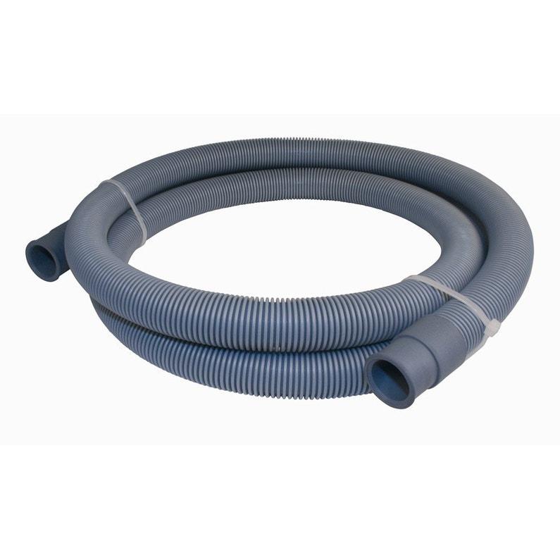 Flexible Dévacuation Mâle Femelle 20 X 27 Mm Quick Plomberie