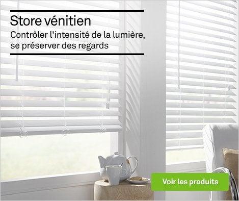 Famille - Store vénitien