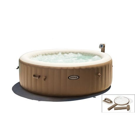 spa jacuzzi leroy merlin. Black Bedroom Furniture Sets. Home Design Ideas