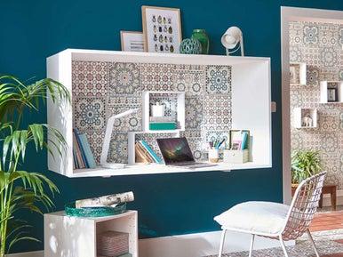 15 idées pour aménager un espace bureau leroy merlin
