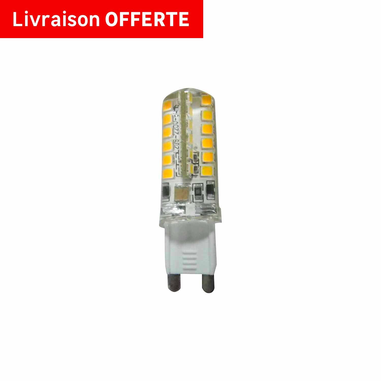 Ampoule autres LED 3.5W = 250Lm (équiv 25W) G9 3000K LEXMAN | Leroy ...
