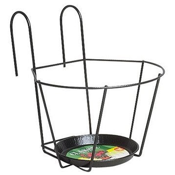 support de pot suspension porte pot pat re rebord de. Black Bedroom Furniture Sets. Home Design Ideas