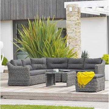 Beautiful Salon De Jardin D Angle Gris Images - Amazing House Design ...