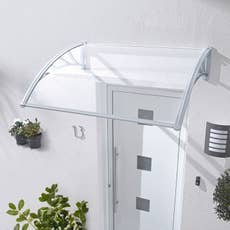 auvent en kit new york artens x x cm leroy merlin. Black Bedroom Furniture Sets. Home Design Ideas