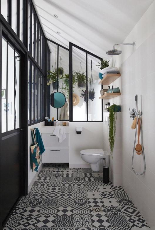 Accessibilit et s curit de la salle de bains leroy merlin - Securite salle de bain ...