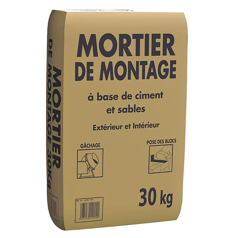 Mortier 30 Kg