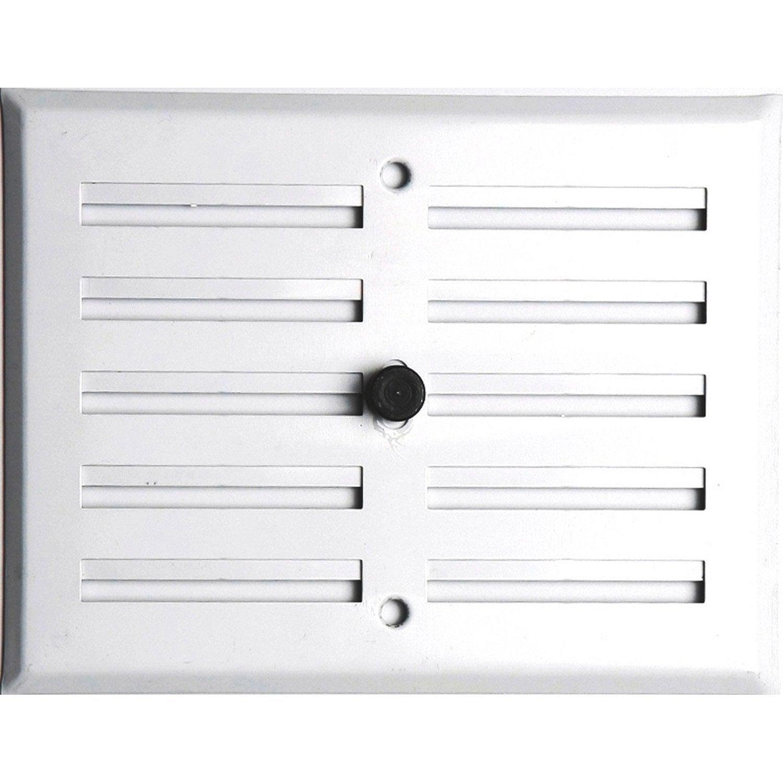 grille ventilation cheminee leroy merlin. Black Bedroom Furniture Sets. Home Design Ideas