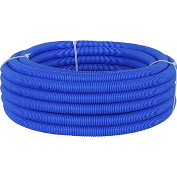 Tube d'alimentation gainé per, Diam.13 x 16 mm, en couronne de 25 m