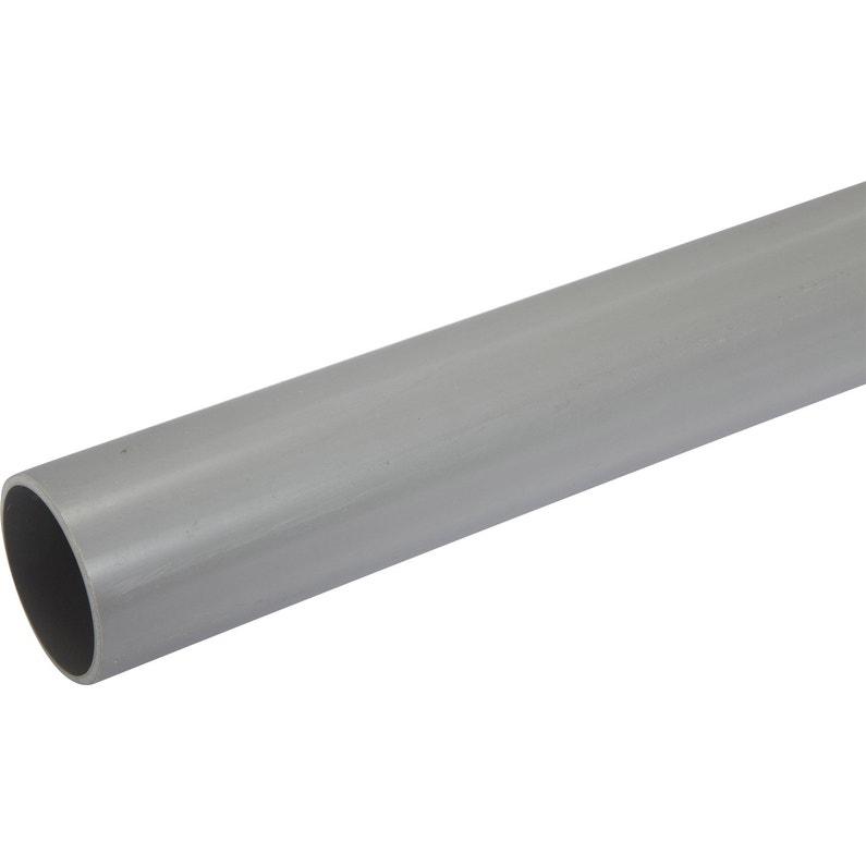 Tube Dévacuation Pvc Diam63 Mm L1 M