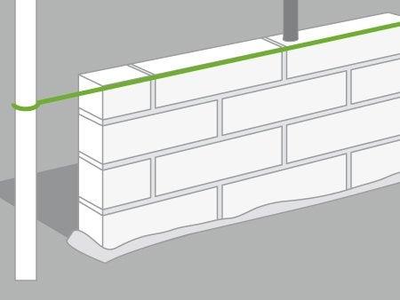 comment construire un mur en briques leroy merlin. Black Bedroom Furniture Sets. Home Design Ideas