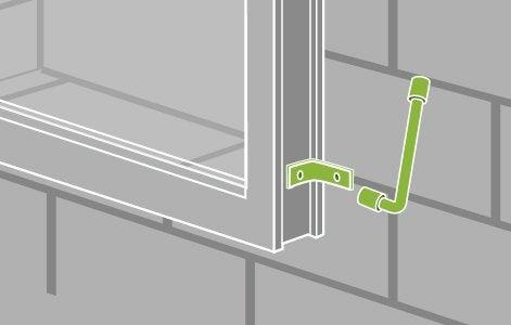 Comment remplacer une fen tre en applique l 39 int rieur for Remplacer joint fenetre pvc