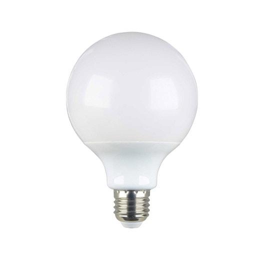ampoule led globe e27 diam 95mm 14w 1521lm quiv 100w. Black Bedroom Furniture Sets. Home Design Ideas