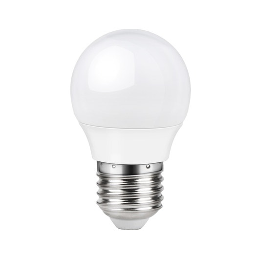 ampoule led ronde e27 5w 470lm quiv 40w 3000k 300 lexman leroy merlin. Black Bedroom Furniture Sets. Home Design Ideas