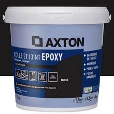 colle et joint poxy axton mur et sol noir 1m 3kg leroy merlin. Black Bedroom Furniture Sets. Home Design Ideas