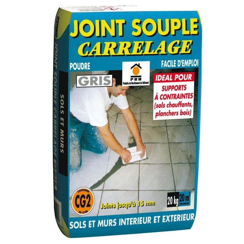 Joint De Dallage Gris Prb 20 Kg
