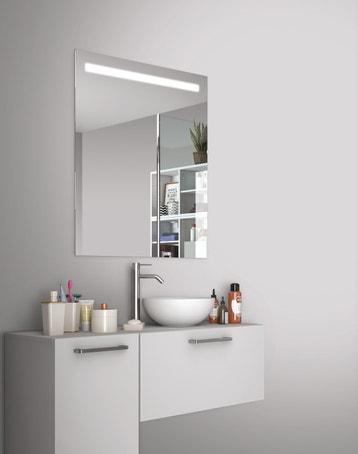 Miroir De Salle De Bains Accessoires Et Miroirs De Salle