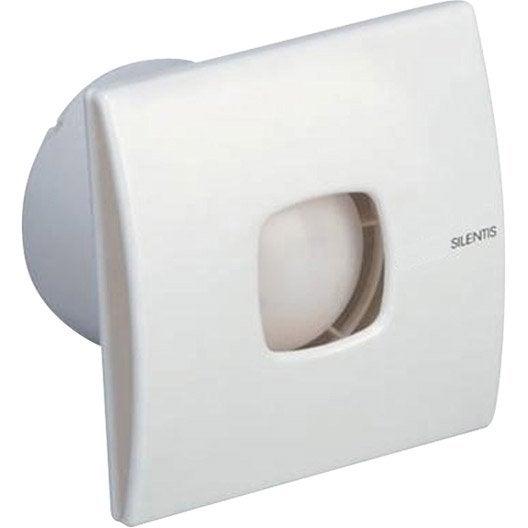A rateur a rateur salle de bain ventilation leroy merlin for Interrupteur salle de bain