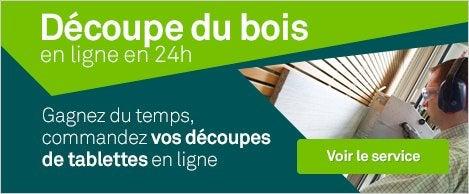 Panneau bois tablette tasseau moulure et plinthe for Decoupe angle plinthe bois