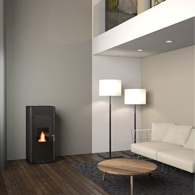 un chauffage central aux granul s leroy merlin. Black Bedroom Furniture Sets. Home Design Ideas