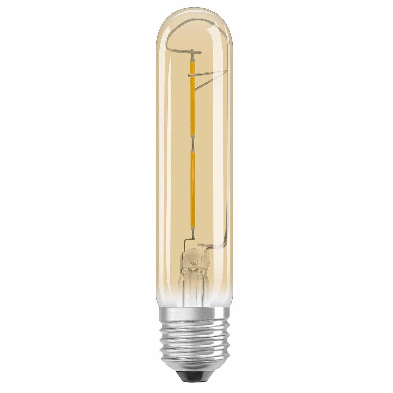 Tube Filament Merlin E27 Meilleur Au Ampoule PrixLeroy Led dhtsrCQ