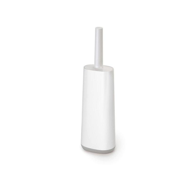 Brosse Wc Flex Blanc Gris