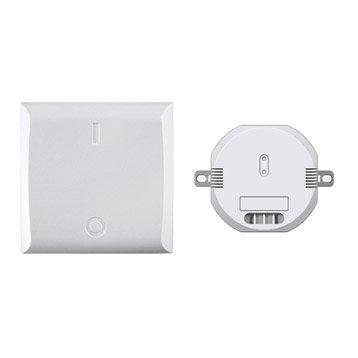 Kit 1 récepteur pour éclairage et interrupteur sans fil DIO