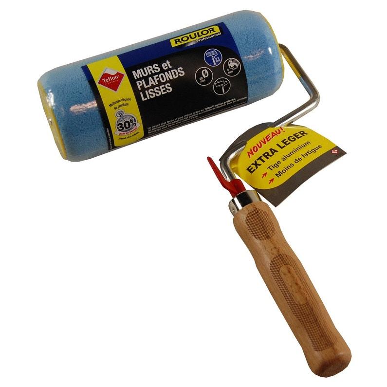 Rouleau Toute Peinture Pour Mur Et Plafond Roulor L180 Mm