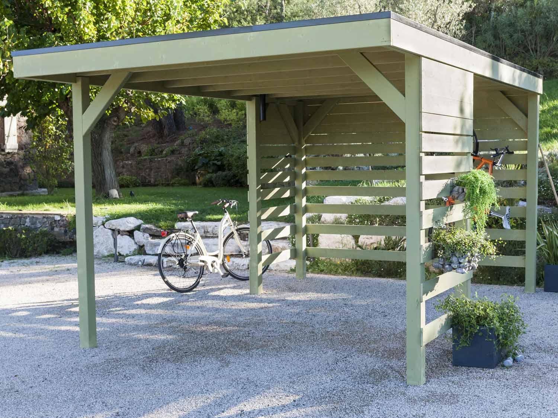 comment installer un carport en m tal leroy merlin. Black Bedroom Furniture Sets. Home Design Ideas