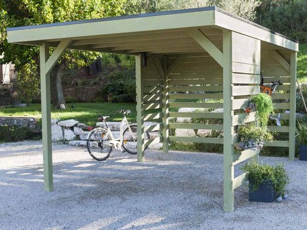 installer un carport leroy merlin. Black Bedroom Furniture Sets. Home Design Ideas