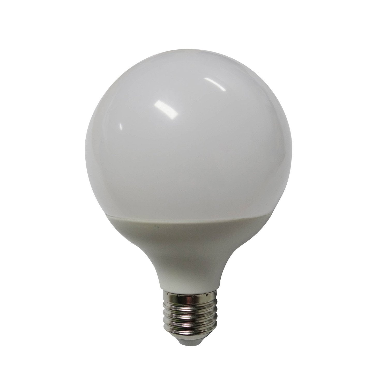 E27 Led Bulb Globe Diameter 95mm 12w 1055lm 75w Equiv 3000k 150 Lexman