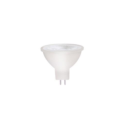 ampoule led gu5 3 pour spot 12v 7w 621lm quiv 50w 4000k 36 lexman leroy merlin. Black Bedroom Furniture Sets. Home Design Ideas