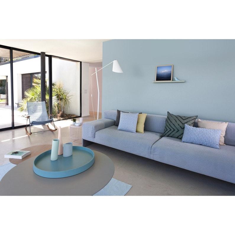 Peinture Mur Boiserie Radiateur Envie Bleu Calme Velours 2 L