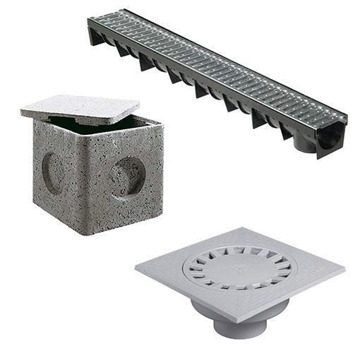 awesome caniveau siphon et regard with reservoir eau de pluie leroy merlin. Black Bedroom Furniture Sets. Home Design Ideas