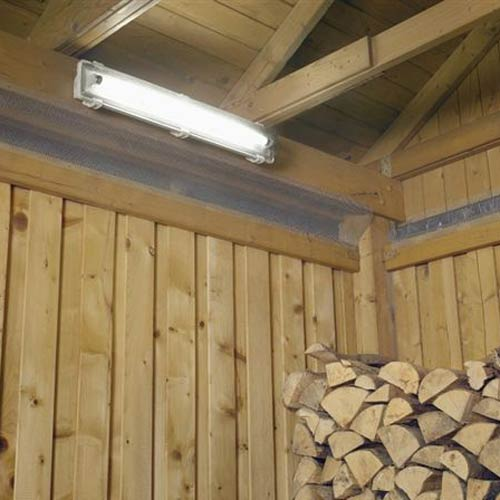 Luminaire int rieur design leroy merlin for Eclairage exterieur garage
