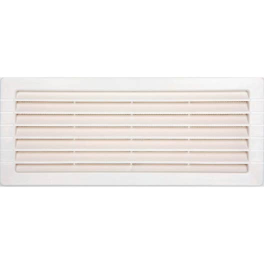 Grille D A Ration Abs Naturel L 10 7 X L 26 Cm Leroy Merlin